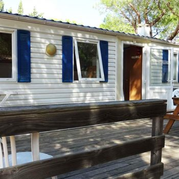Mobile Home Campsite Rental Roussillon