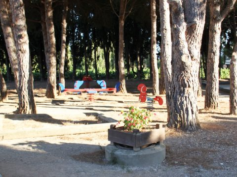 Affordable Campsite Pyrénées-Orientales with Games for Children