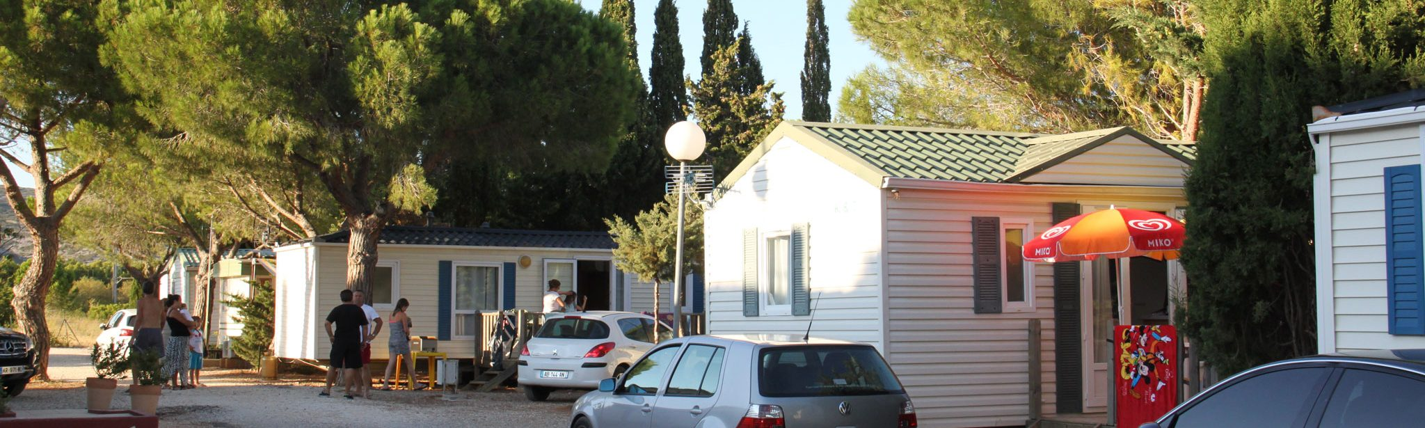 location de mobil-homes dans le Roussillon